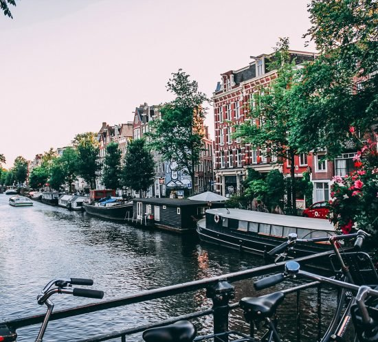 11 fun facts about the magical canals of Amsterdam