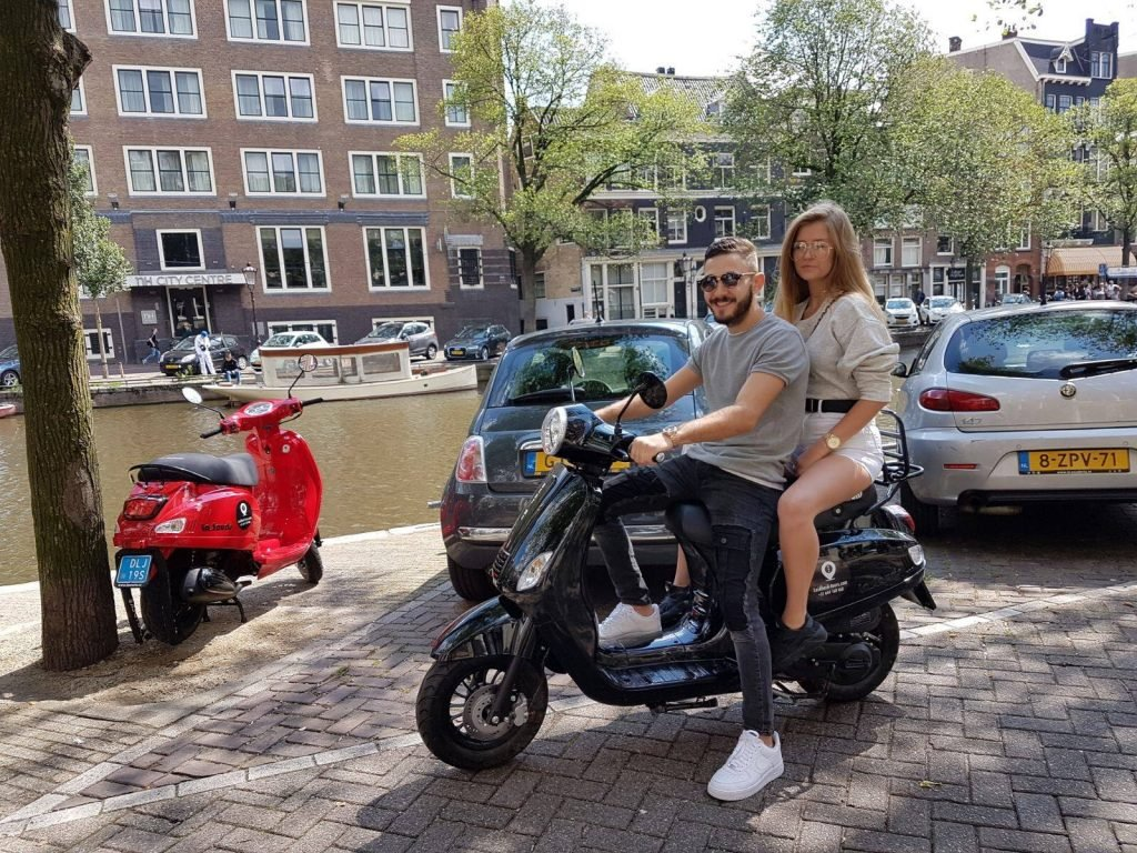 Amsterdam scooter rental