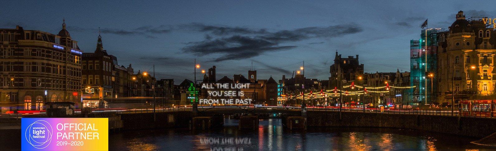 Amsterdam light festival 2019-2020