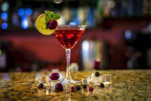 Amsterdam cocktail bar