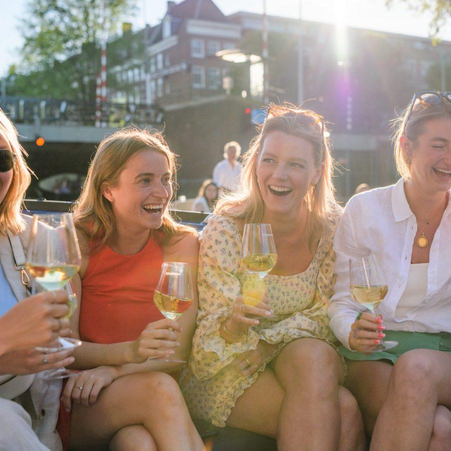 boat rental Amsterdam