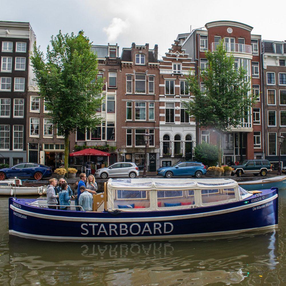 Amsterdam Borrelboot