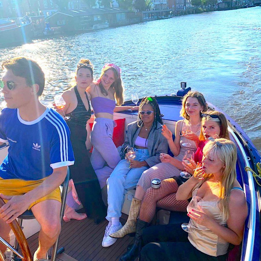 Boottocht Amsterdam
